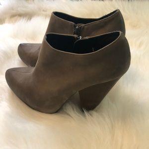 TROUVE Heels in tan Size 8.5